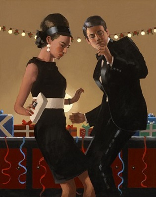 Lets Twist Again Jack Vettriano Signed Prints