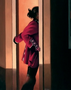 On Parade Jack Vettriano Limited Edition Print
