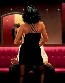 Private Dancer Jack Vettriano Limited Edition Print