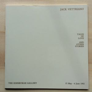 Tales of Love & Other Stories Jack Vettriano Catalogue
