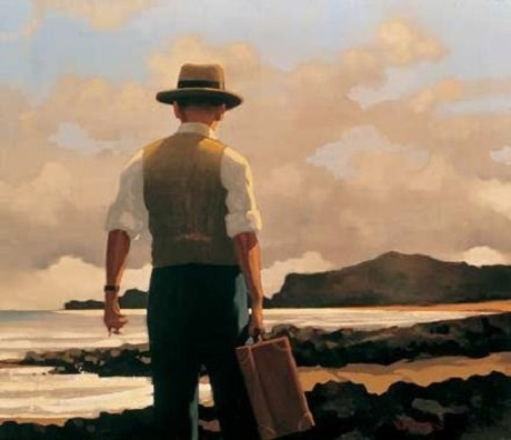 The Drifter Jack Vettriano Artist Proof