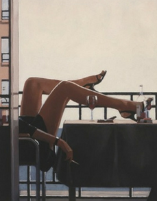 The Temptress Jack Vettriano Limited Edition Print