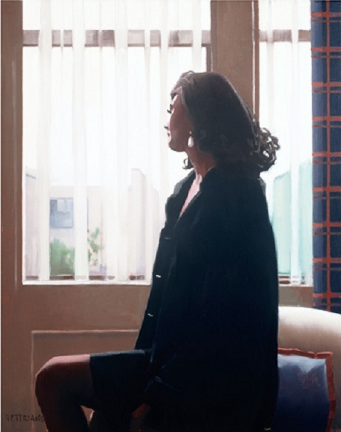 Jack Vettriano - The Very Thought Of You
