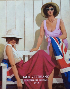 Studies & Small Paintings Jack Vettriano Catalogue
