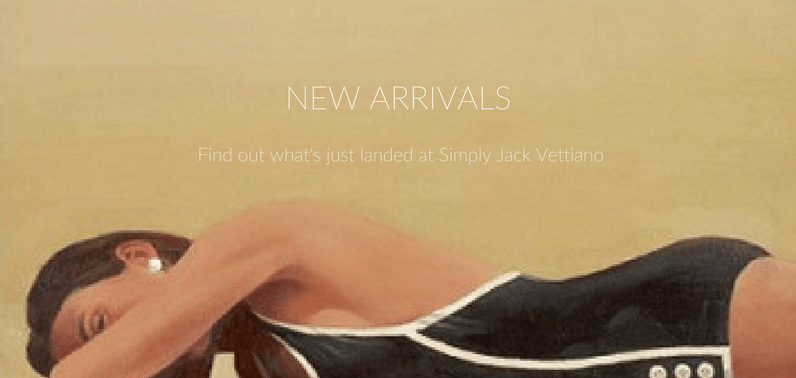 Jack Vettriano Whats New