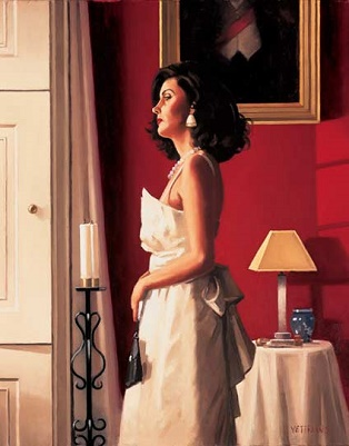 Jack Vettriano - One Moment In Time
