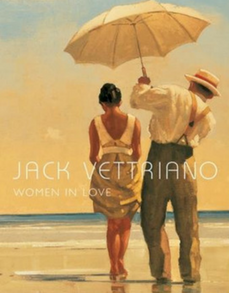 Women In Love Jack Vettriano Signed Book