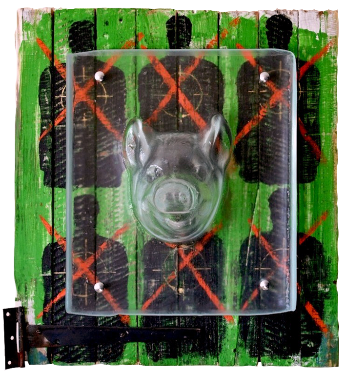 Humans Need Not Apply, Pig, 2011