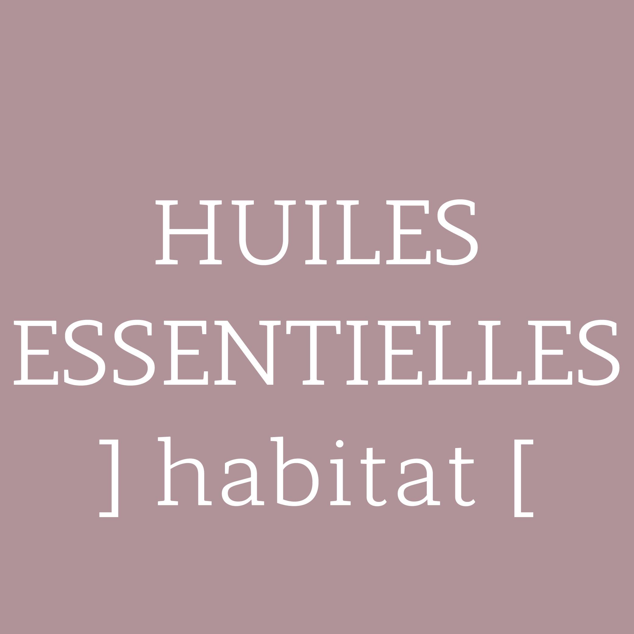Nettoyant Multisurface ::: Huiles Essentielles & HABITAT NATUREL  - Dimanche 20 mars 2016 - horaire: 17h - 18h