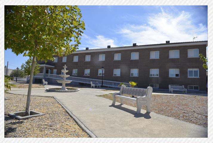 centros residenciales personas mayores madrid sur