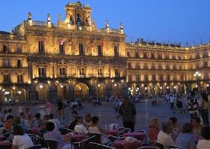 Salamanca taxi tour