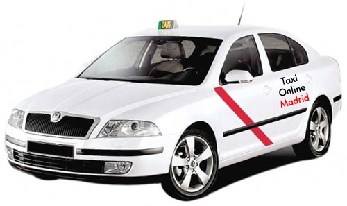 Taxis urgent madrid
