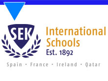 SEK international school Madrid, Asociados Grupo Empresa Airbus