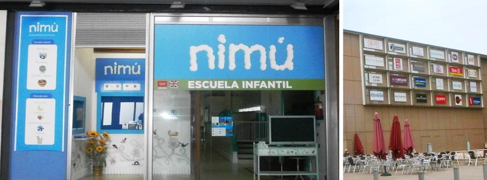 Escuela Infantil Nimu Getafe, condiciones especiales para empleados Airbus Group