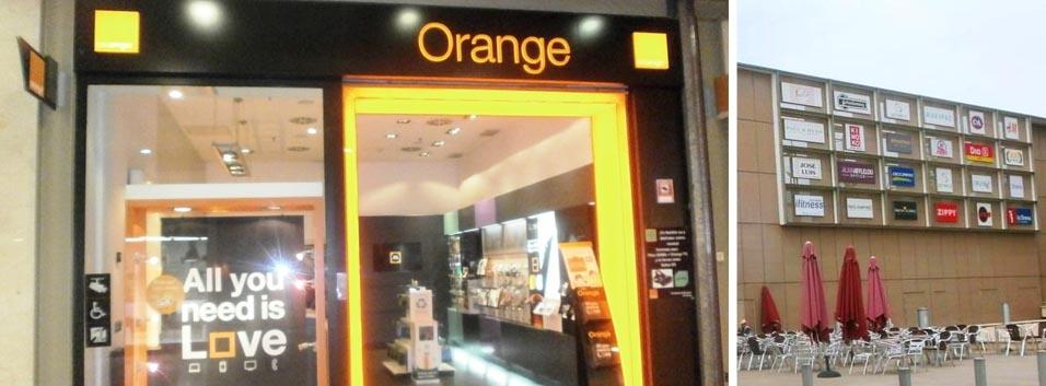 Tienda Orange Getafe, condiciones especiales para empleados Airbus Group