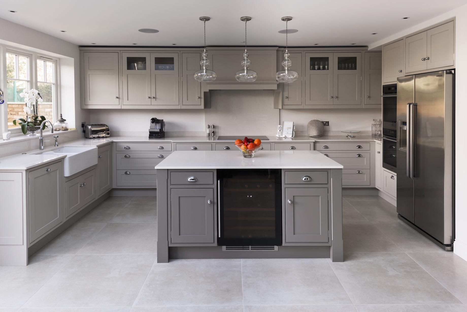 About grand design kitchen designers for Grand design kitchen ideas