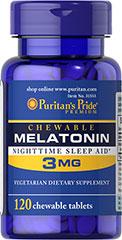Sallutar Suplementos Melatonina 3mg 120 tabs