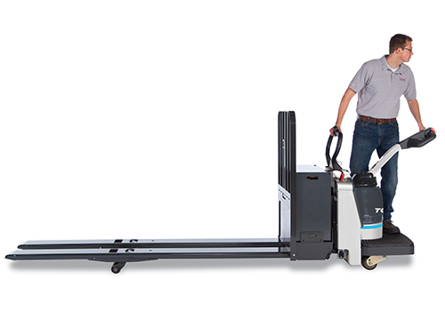 #1 Warehouse Pallet Truck Photo