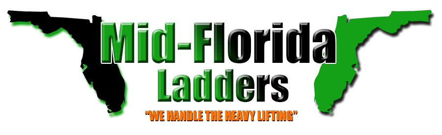 #1 Warehouse Ladders Company Logo