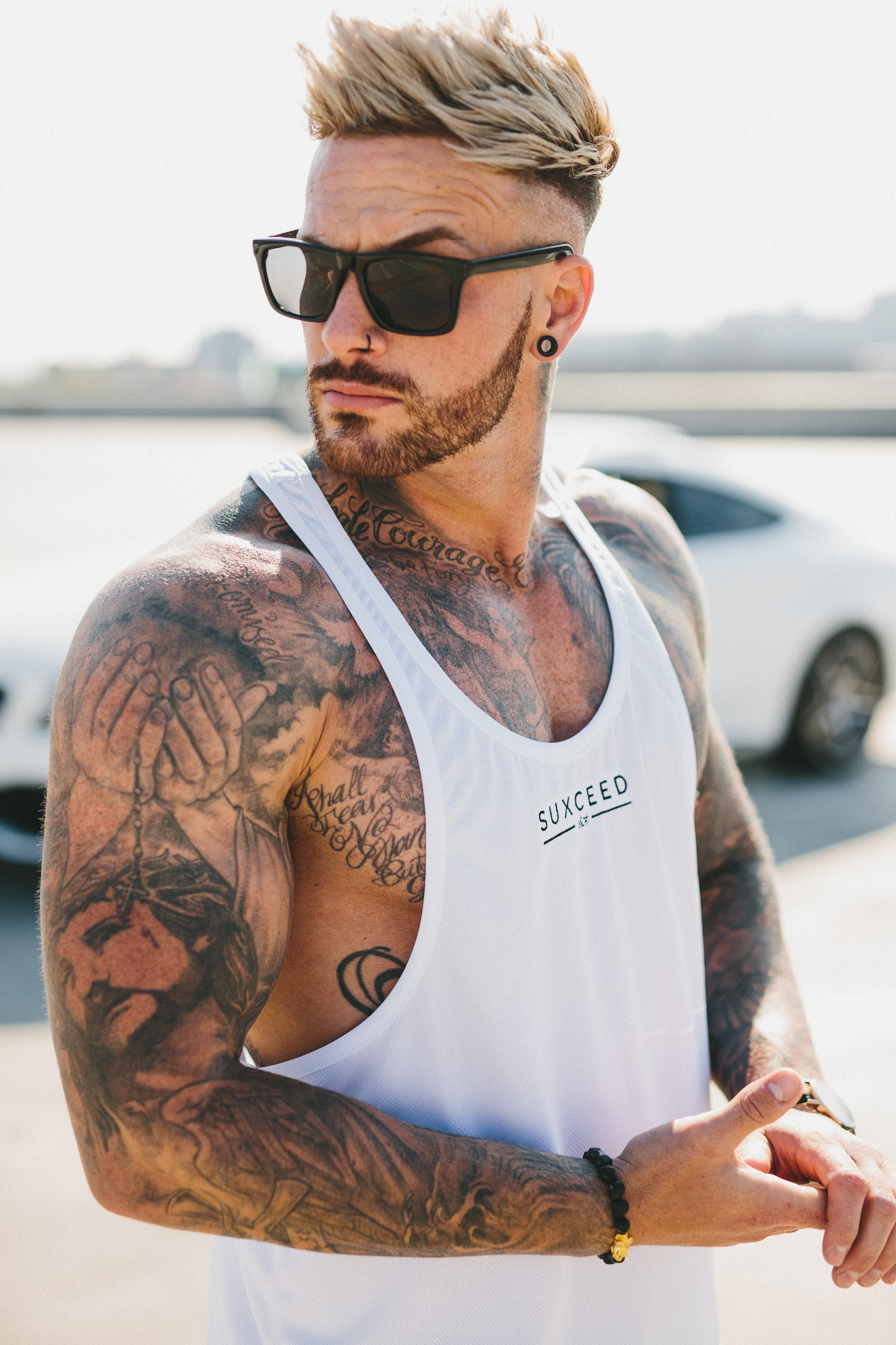 SUXCEED 'YANG' VEST (W) (WAS £24.99)
