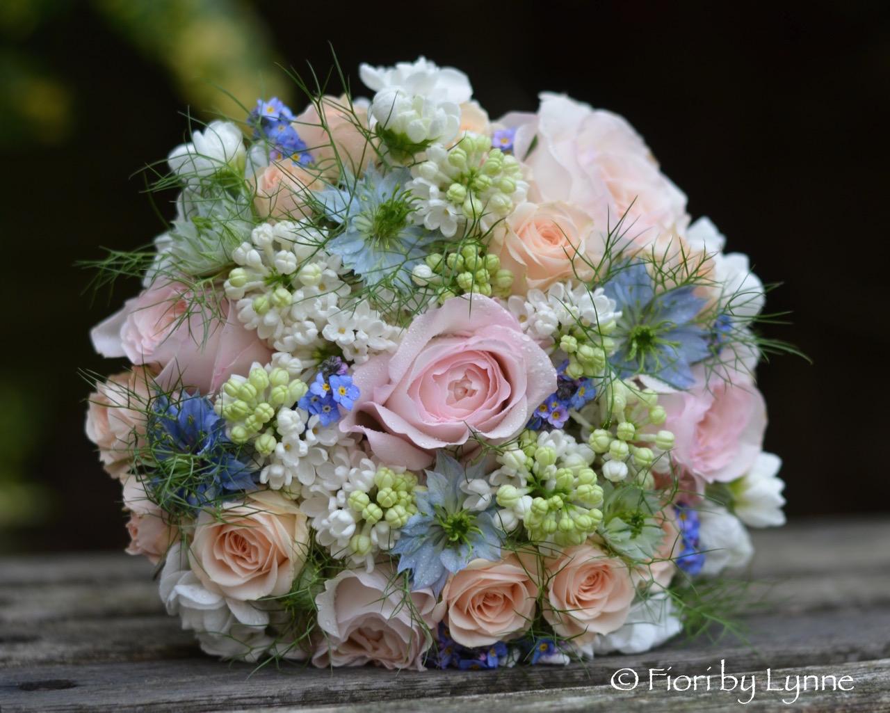 Emilys Wedding Flowers Rownhams House