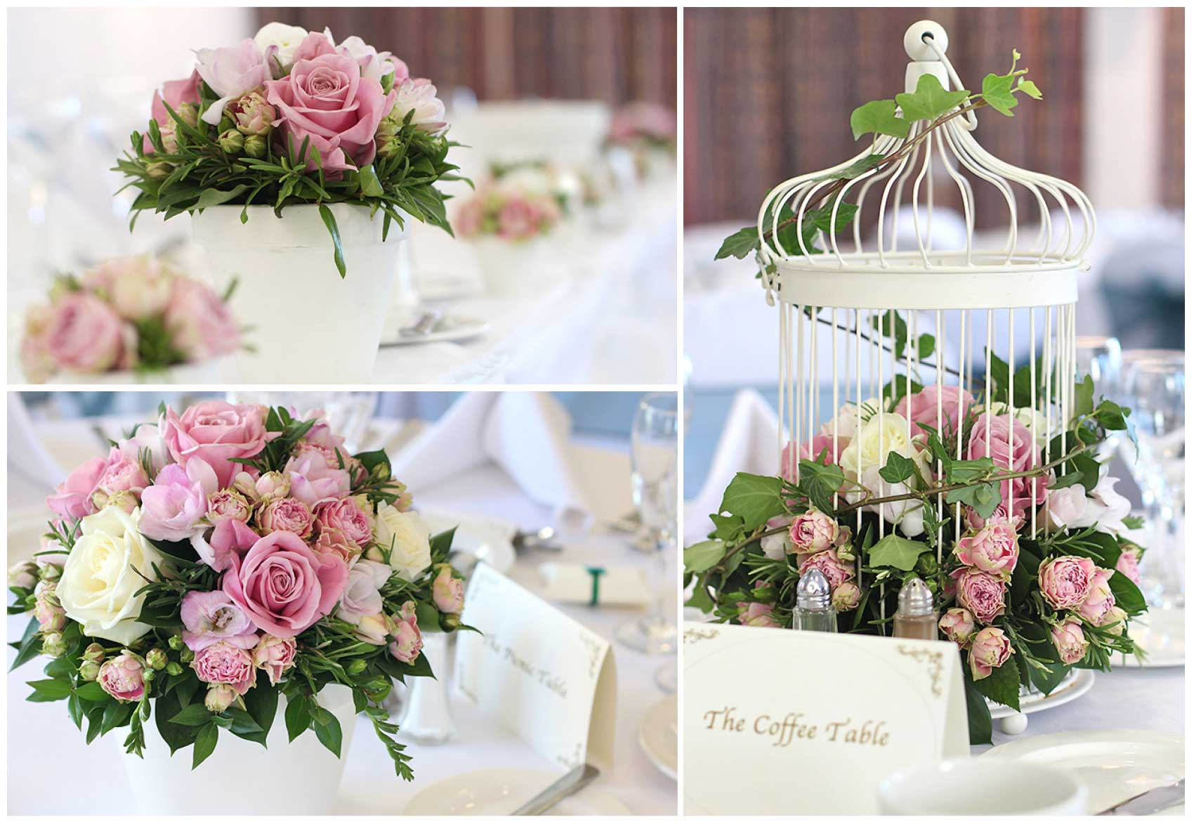 Fiori By Lynne Wedding Flowers, Southampton. Venue flowers ...