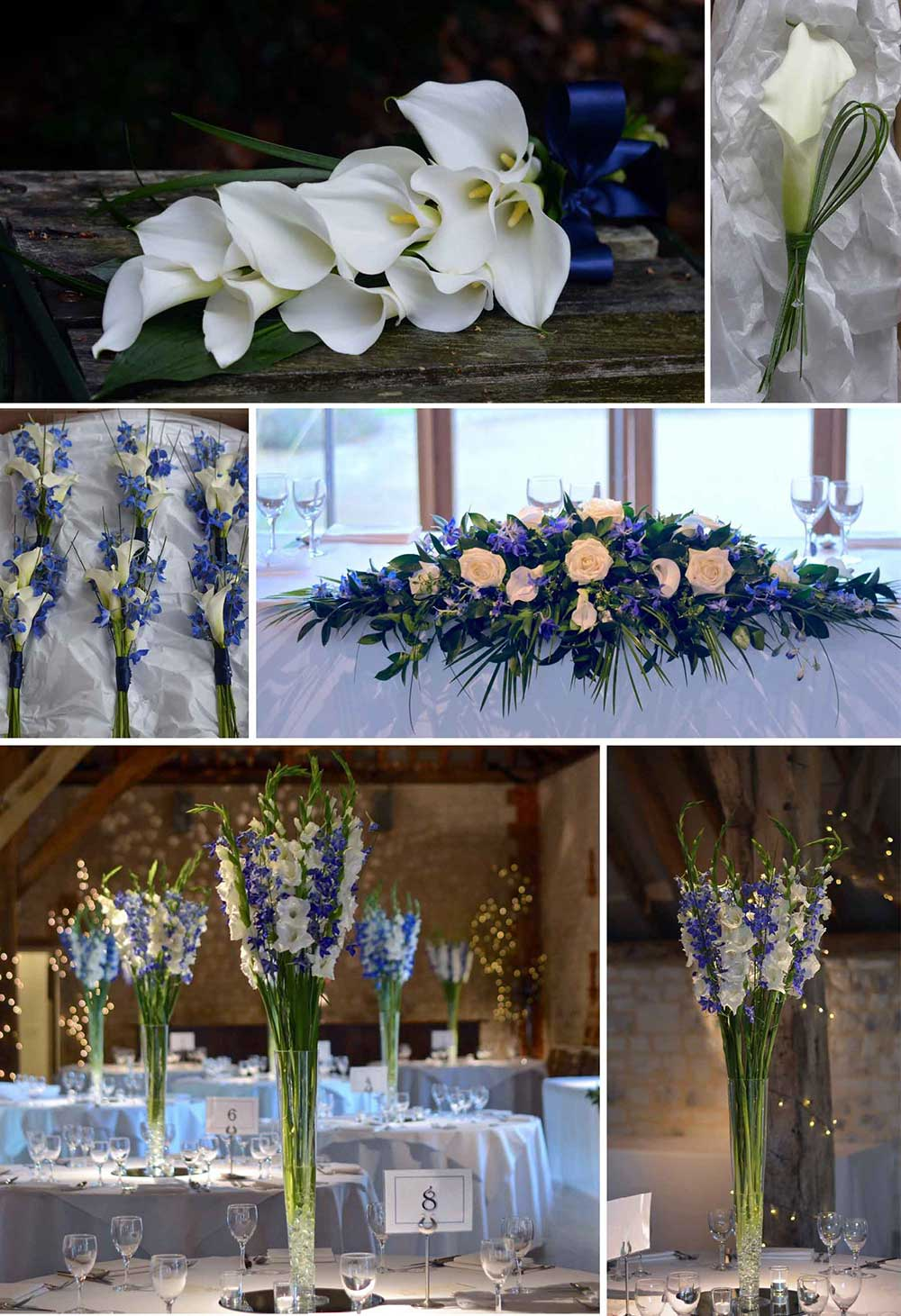 Fiori By Lynne Wedding Flowers, Southampton, Hampshire. Featured ...
