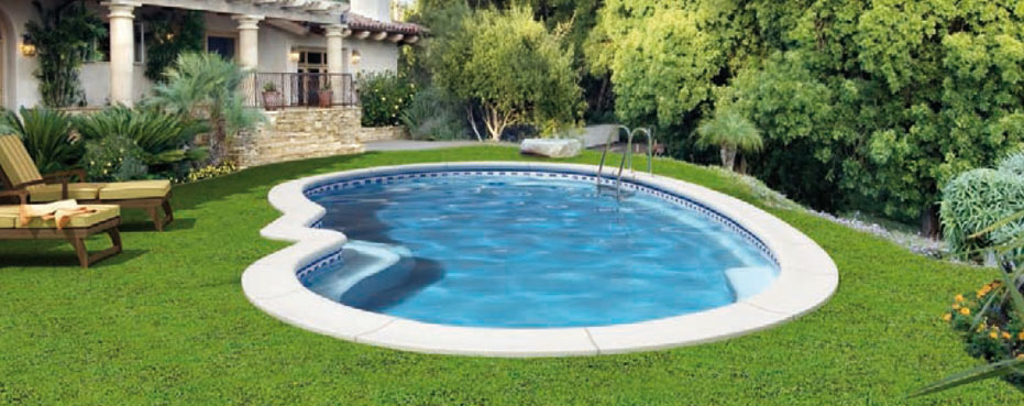 Fabricaci n e instalaci n de piscinas en chalets for Fabricacion de piscinas