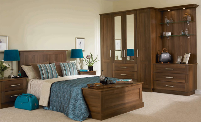 Fitted bedroom