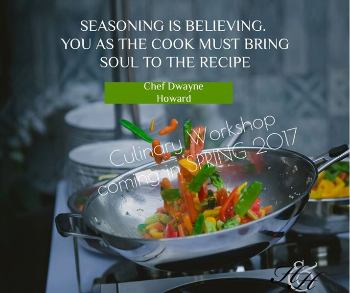 Seasoning is Belieivng: Inspiring to cook!