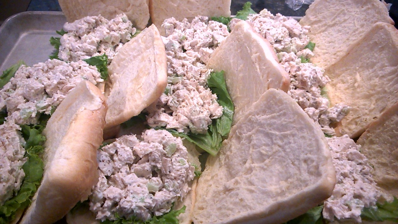 Chicken Salad (per pound)
