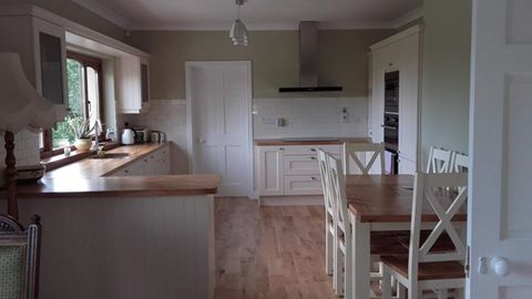 Wakefield Cedarwood Fitted Kitchen, Cedarwood Kitchens, Bedrooms & Home Interiors