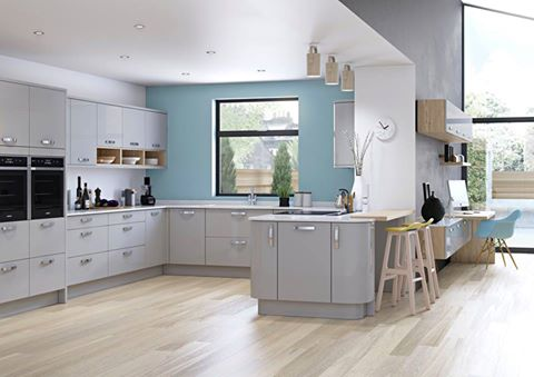 New Zola Range, Cedarwood Kitchens, Bedrooms & Home Interiors