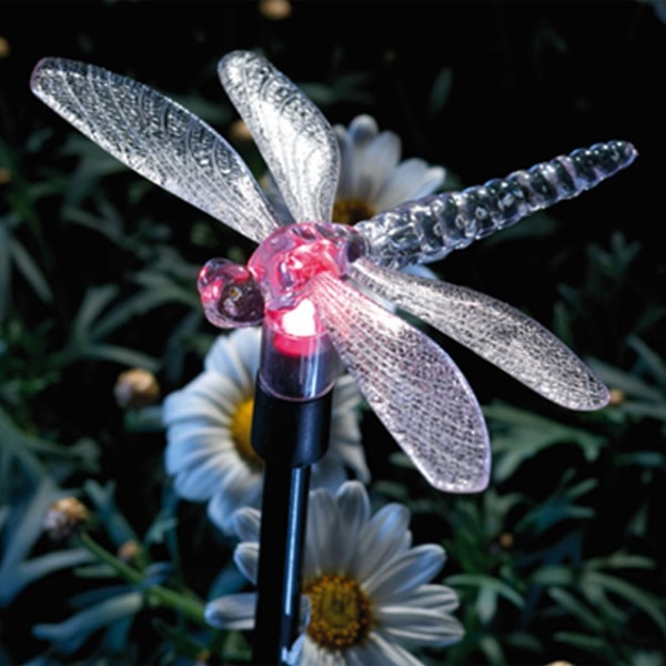 Dragonfly Garden LightChrome Cylinder Outside Garden Wall Light, Cedarwood Kitchens, Bedrooms & Home Interiors