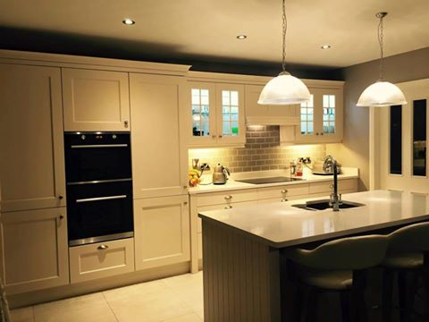Warm Kitchen, Cedarwood Kitchens, Bedrooms & Home Interiors