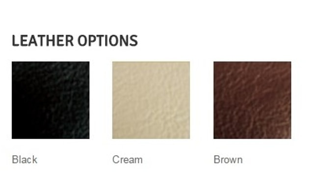 Leather Options, Cedarwood Kitchens, Bedrooms & Home Interiors