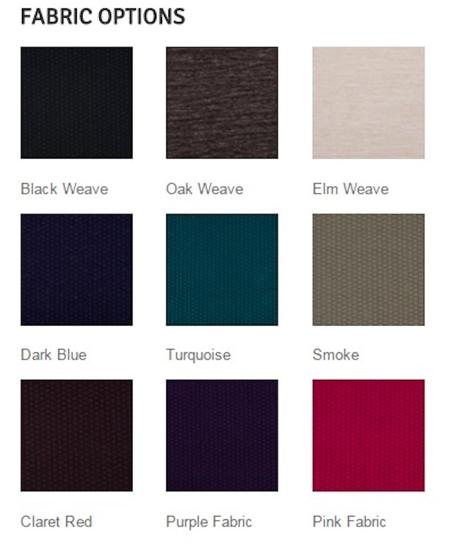Fabric Options, Cedarwood Kitchens, Bedrooms & Home Interiors