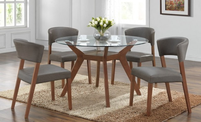 Danube Dining Table Chair Padded Or Solid Seat EUR120 Ext EUR599 Large EUR499 Small