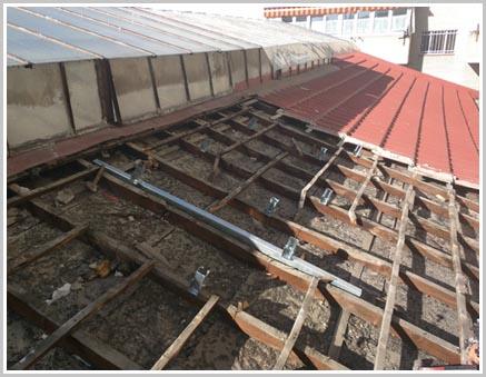 Empresa de reparación y rehabilitación de tejados y cubiertas de ...
