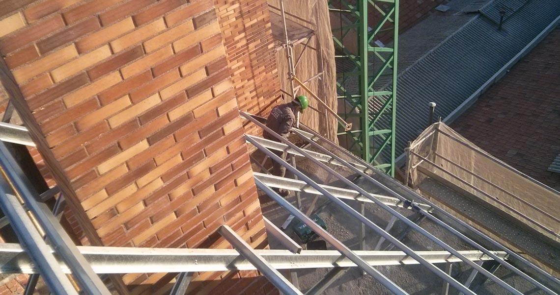 Empresa de construcci n de tejados y cubiertas de - Cubiertas de tejados ...