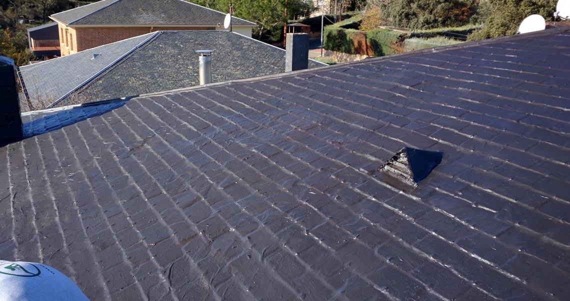 Empresa de impermeabilizaci n de tejados y cubiertas de edificios chalets azoteas naves - Impermeabilizacion de tejados ...