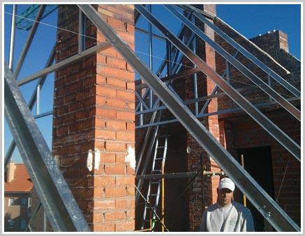 Empresa de construcci n de tejados y cubiertas de - Empresa construccion madrid ...