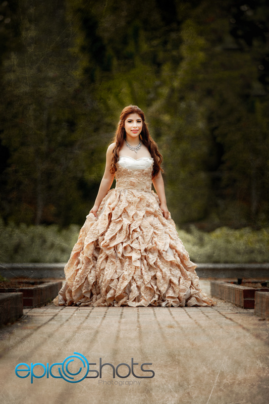 Houston Quinceanera Photography