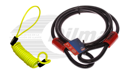 Cable acero ABUS.