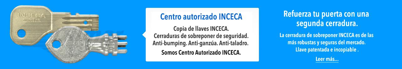 Copia llaves INCECA Barcelona