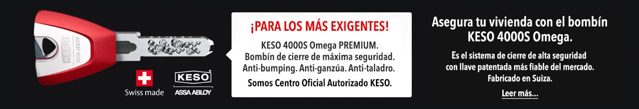 KESO 4000S Omega Master