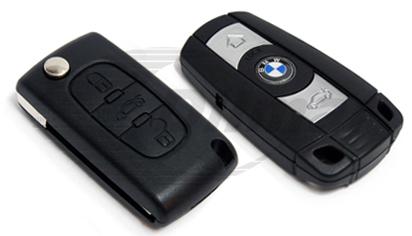 Carcasa llave Citroen. Llave BMW.