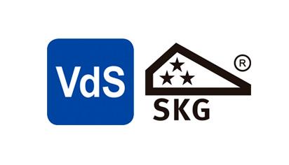 Certificados VDS y SKG