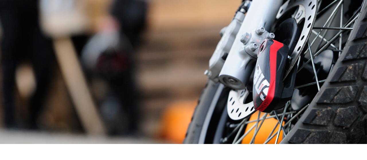 Sistemas antirrobo para motocic