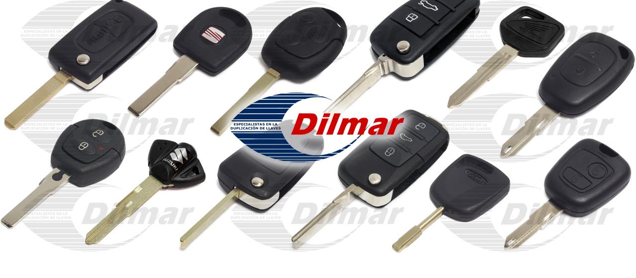 Duplicado llaves coche Barcelona y Alicante